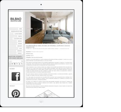 Reconversión de unas oficinas en vivienda