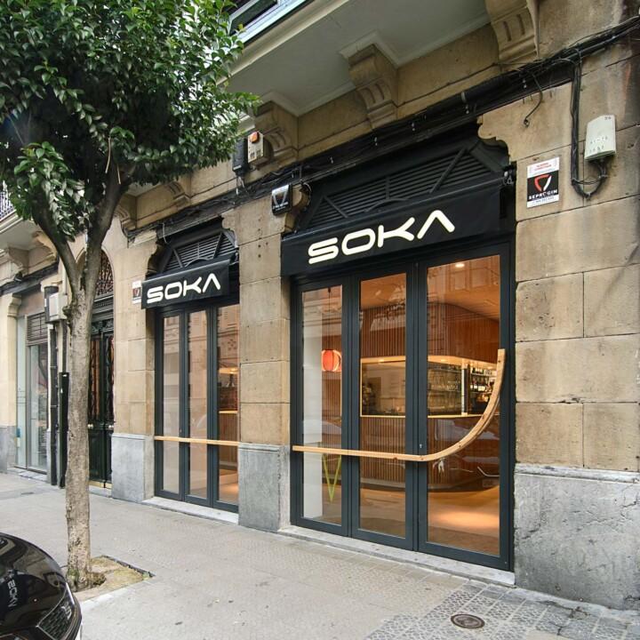Bar Soka, Bilbao