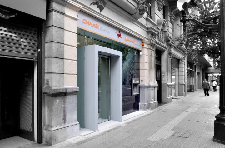 Chaabi Bank, Bilbao