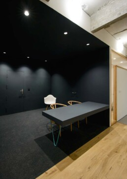 Reconversión de unas oficinas en vivienda, Bilbao
