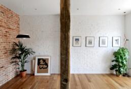 """Reconversión de un """"txoko"""" en vivienda, Bilbao"""