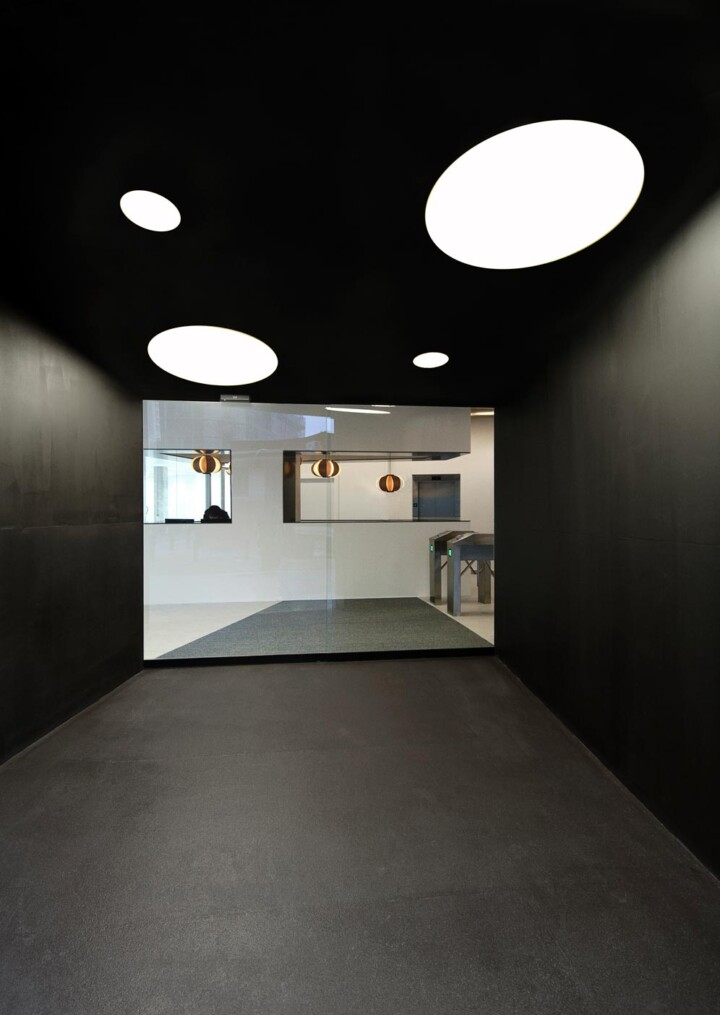 Reforma de edificio de oficinas, Bilbao